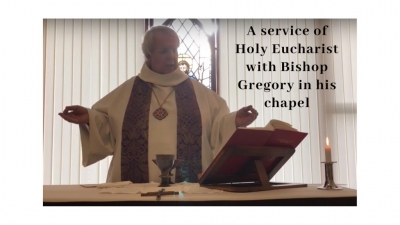 A digital prayer from Bishop Gregory