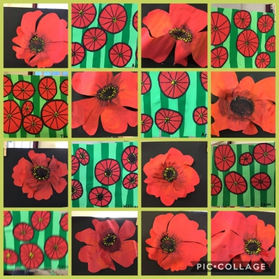 Dosbarth 2 Rememberance Day