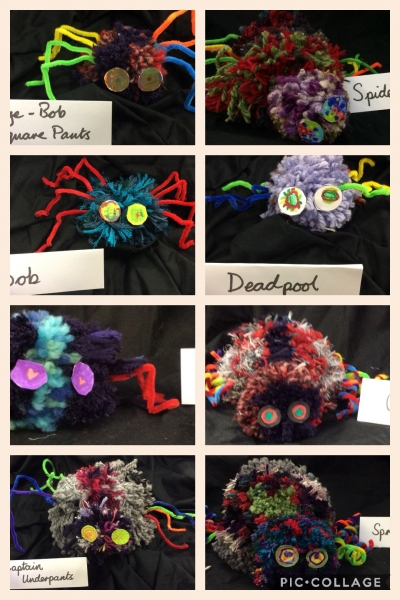 Dosbarth 3 Spiders
