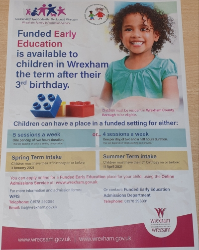 Funded Early Education