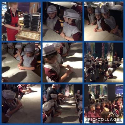 Pizza Express Visit Class 2